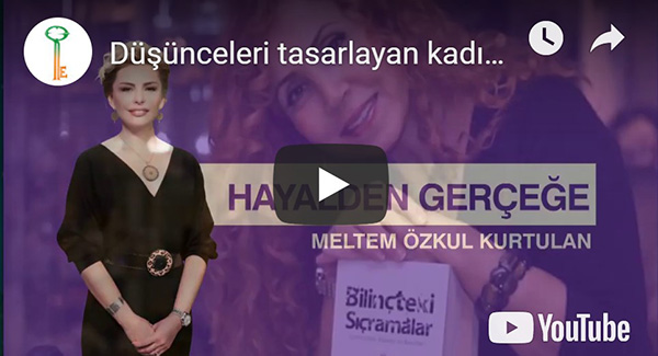 Düşünceleri Tasarlayan Kadın Nimet Erenler Gülkökü   Hayalden Gerçeğe – WomanTV