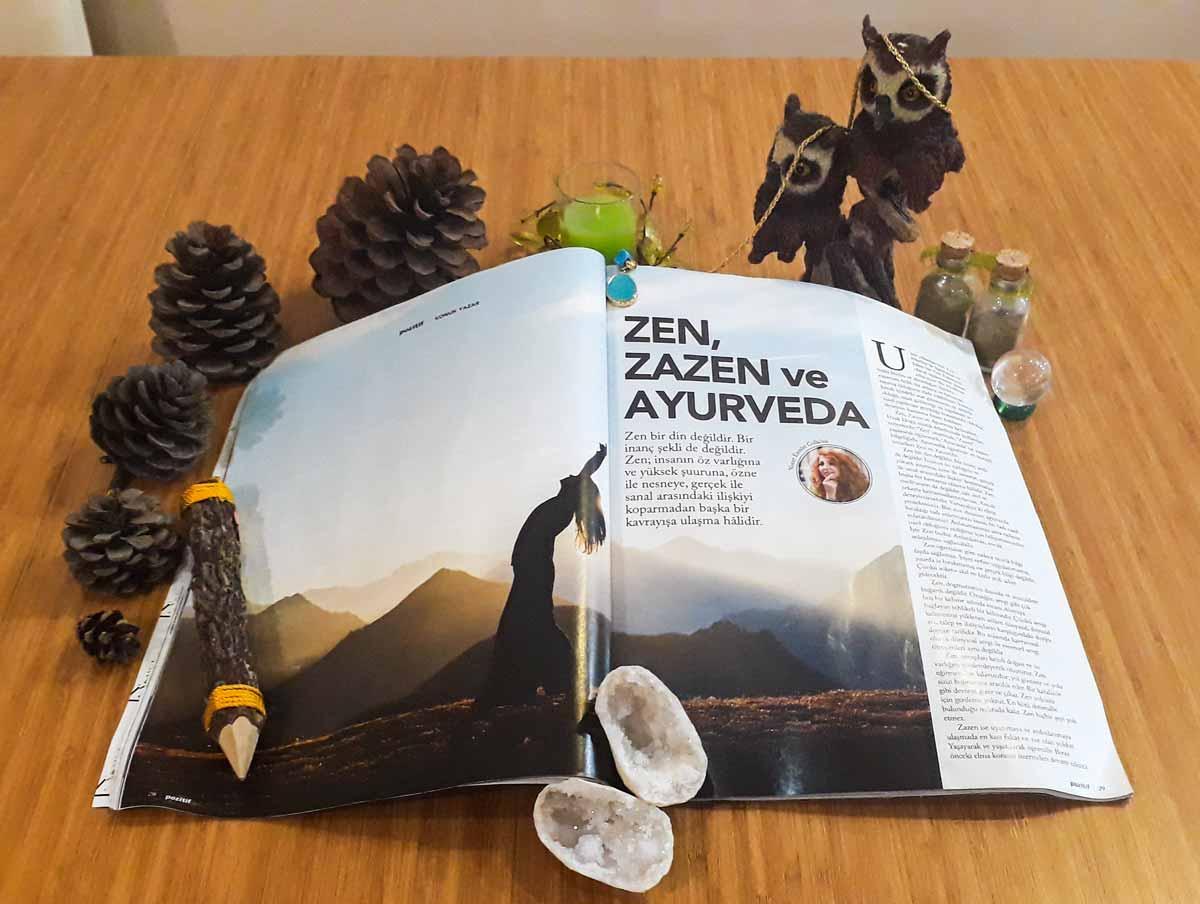 Zen, Zazen ve Ayurveda